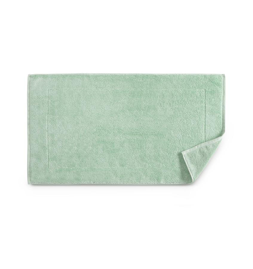 Green tub mat - Amira Jade Bath Collection by Sferra - Fig Linens