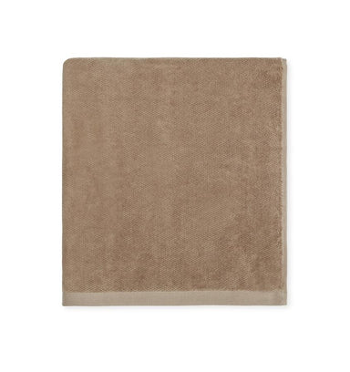 Desert brown bath towel collection - Canedo Desert by Sferra - Fig Linens and Home