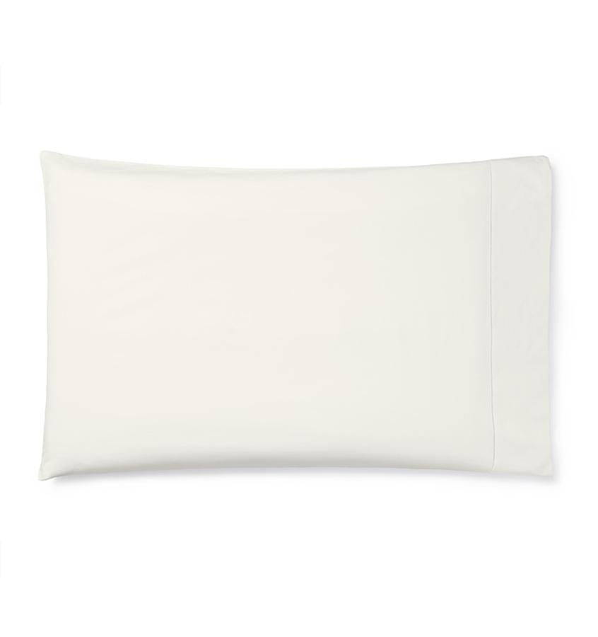 Celeste Sheeting by Sferra | Fig Linens - Pillowcase ivory