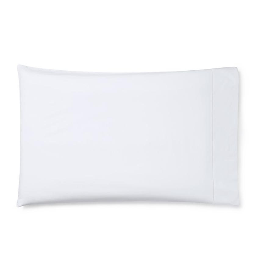 Celeste Sheeting by Sferra | Fig Linens - Pillowcase white