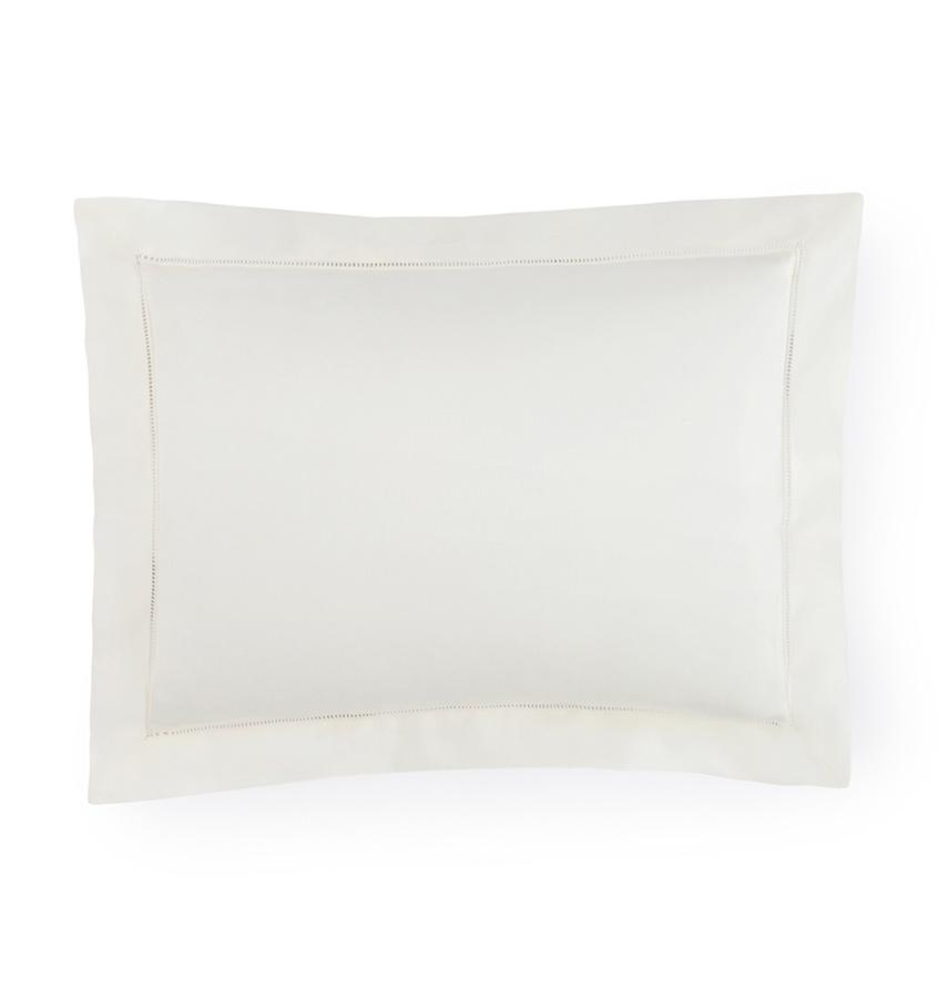Fig Linens - Sferra Bedding | Fiona Bedding - Ivory sham