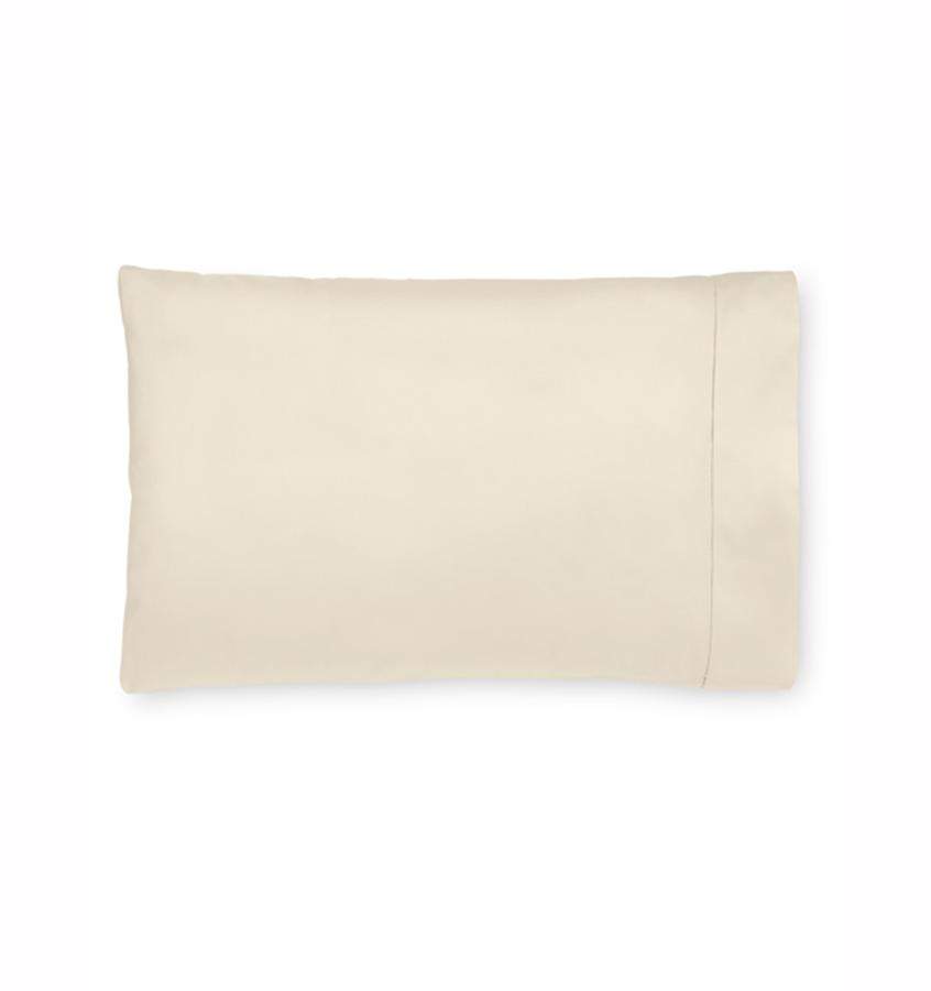 Fig Linens - Giotto Collection by Sferra - Champagne pillowcase