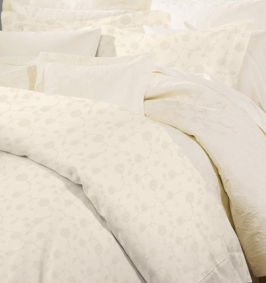 Giza 45 - Jacquard Bedding Collection by Sferra | Fig Linens