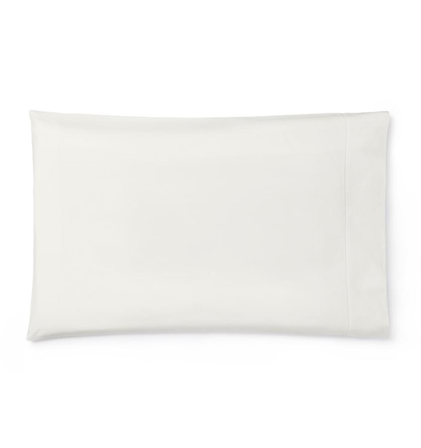 Fig Linens | Sereno Bedding Collection by Sferra - Ivory pillowcase