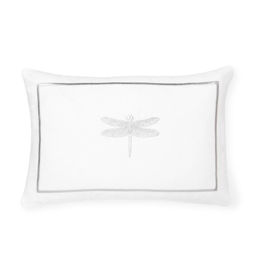Alato Silver Decorative Pillow
