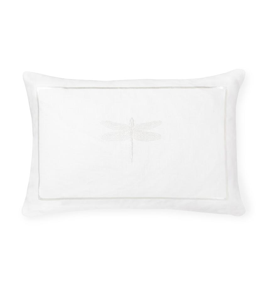 Alato White Decorative Pillow