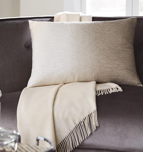 Sessa Ombre Throw Pillow by Sferra | Fig Linens and Home