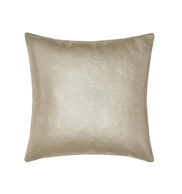 Satta by Sferra - Gold decorative throw accent pillow - Fig Linens and Home