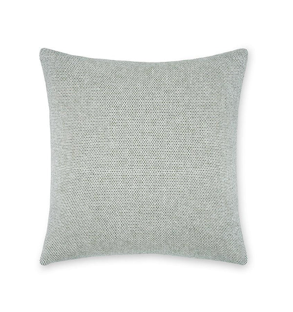 Terzo Olive Accent Throw Pillow by Sferra | Fig Linens - Green decorative pillow