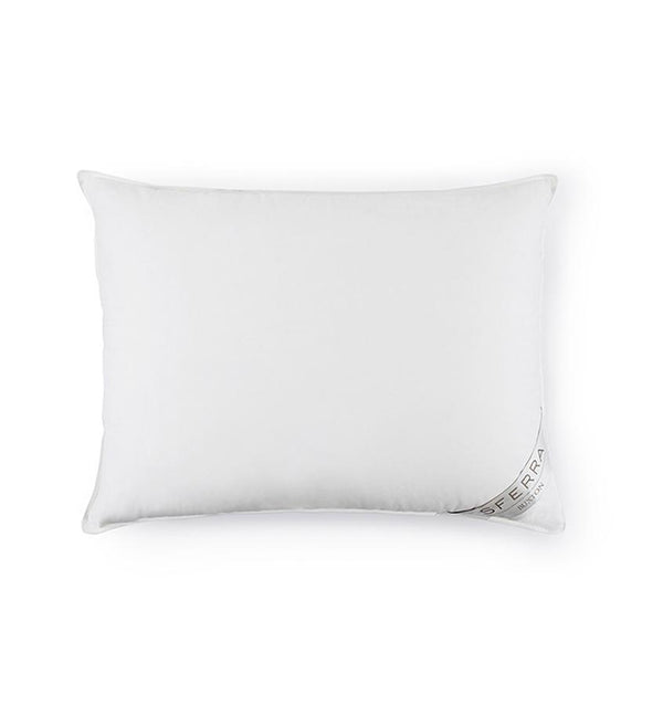 European white goose down pillow - Cardigan by Sferra - Fig Linens