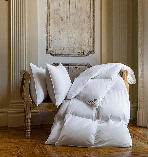 Cornwall Down Pillows by Sferra - Fig Linens and Home