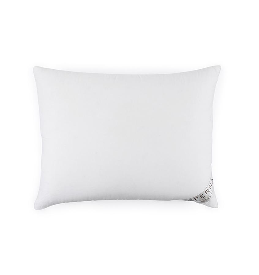 Somerset by Sferra - Polish White Goose Down Pillow - Fig Linens