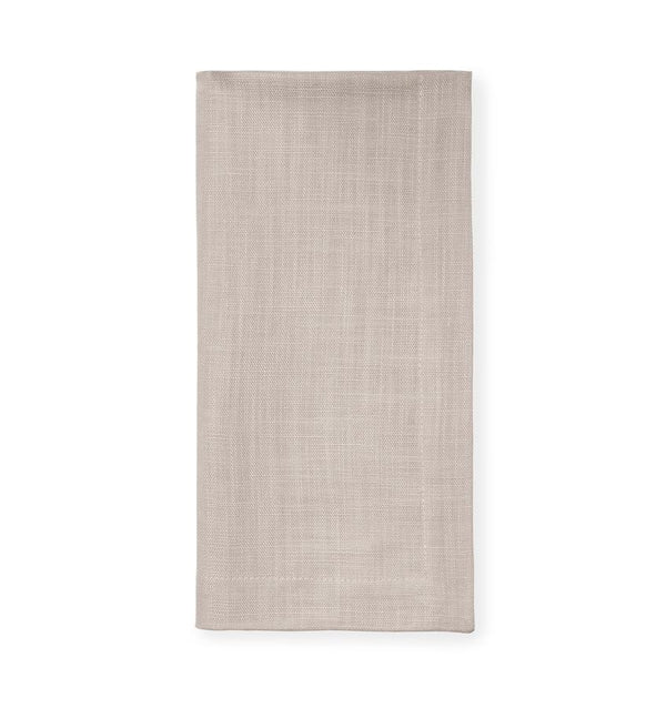 Light beige cotton napkins - Cartlin by Sferra - Fig Linens
