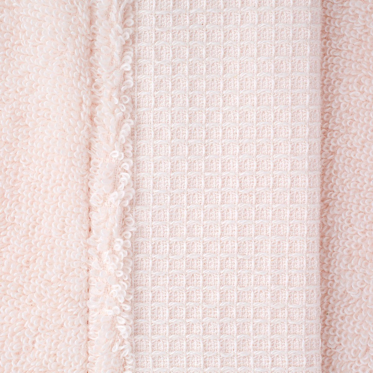 Astrée Kimono Blush Pink Bathrobe by Yves Delorme | Fig Linens - Pink robe