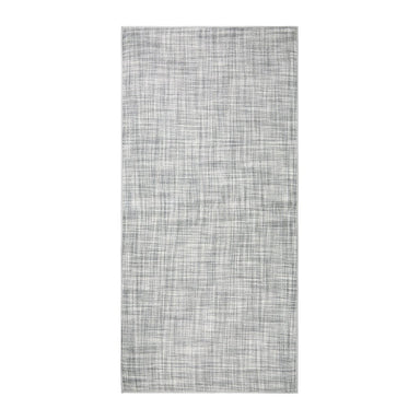 Leo Galet Waffle Weave Towel by Yves Delorme | Fig Linens - Gray waffle weave bath towel