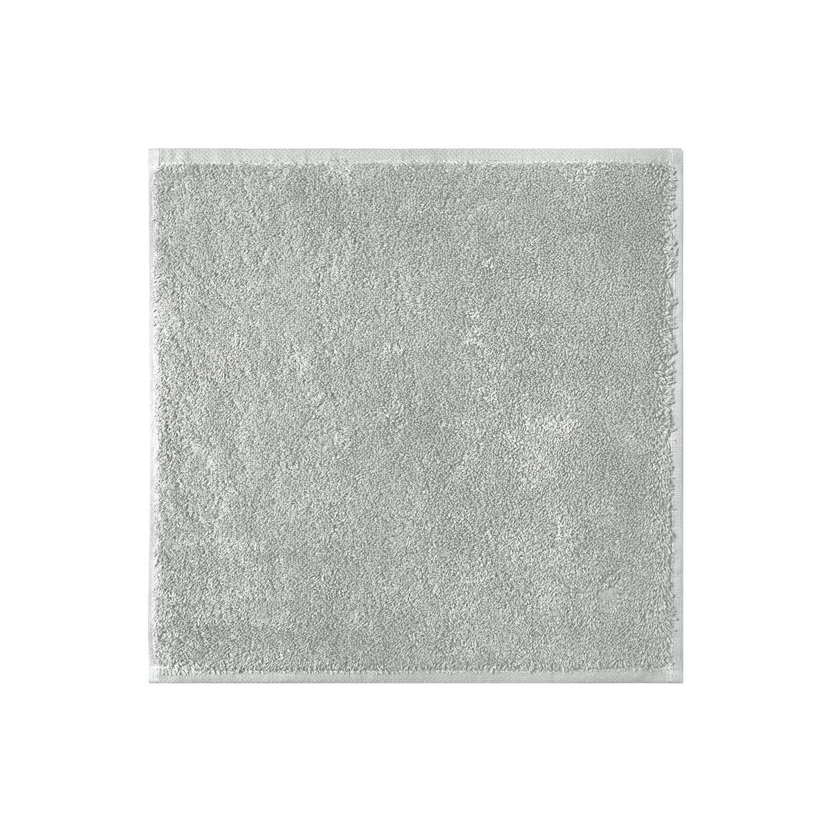 Etoile Platine Bath Collection by Yves Delorme | Fig Linens - Gray bath linen, wash cloth