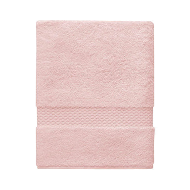 Etoile Blush Bath Collection by Yves Delorme | Fig Linens - Light pink, bath towel, bath sheet