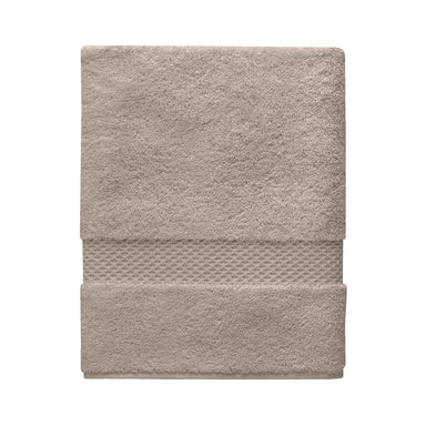Etoile Pierre Bath Collection by Yves Delorme | Fig Linens, beige bath linens, guest, hand towel