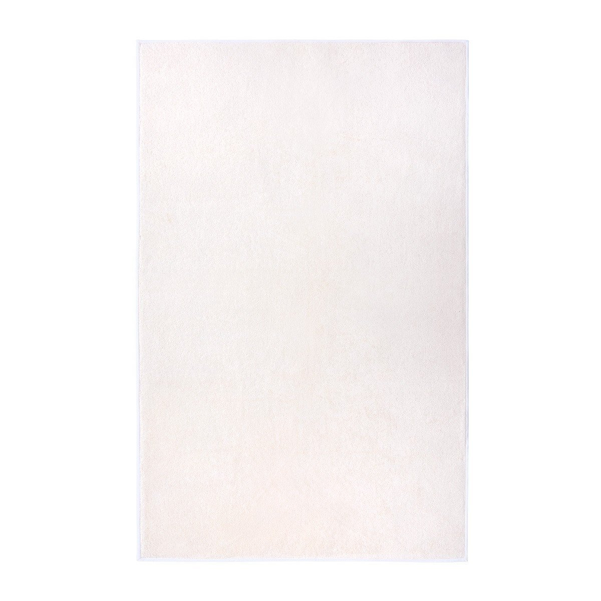Adagio Perle Bath Collection by Yves Delorme | Fig Linens - Ivory Bath Linen - bath sheet