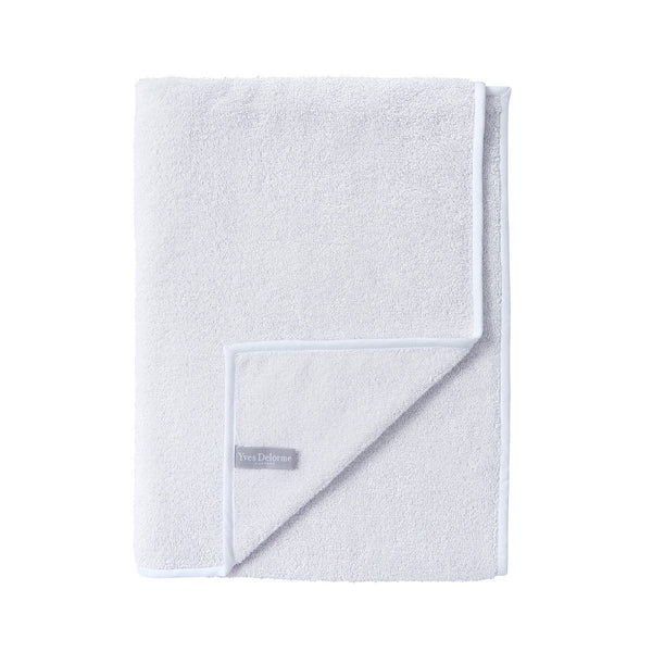 Adagio Brume Bath Collection by Yves Delorme | Fig Linens - bath towel