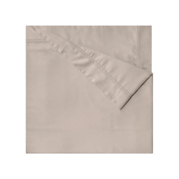 Triomphe Pierre Stone Bedding by Yves Delorme | Fig Linens  - Duvet Cover