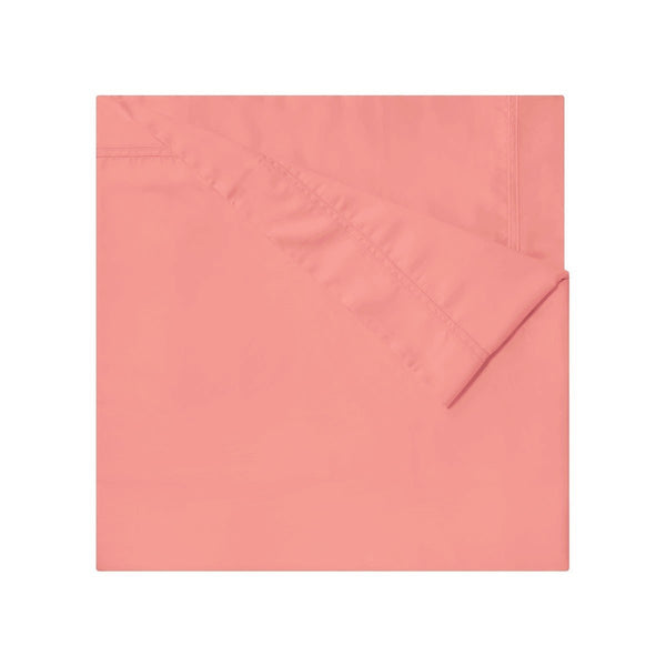 Triomphe Peche Peach Bedding by Yves Delorme | Fig Linens - Duvet Cover