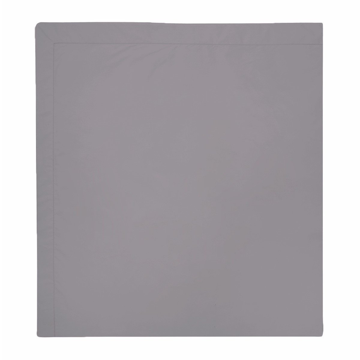 Roma Platine Gray Bedding Collection by Yves Delorme | Fig Linens - Gray bed linen, duvet cover