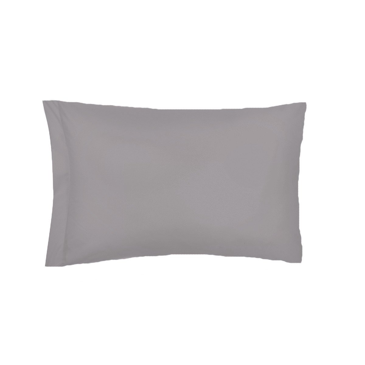 Roma Platine Gray Bedding Collection by Yves Delorme | Fig Linens - Gray bed linen, pillowcase