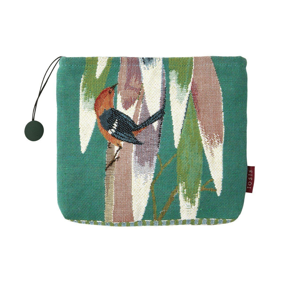 Idylle Menthe Green Tote by Iosis