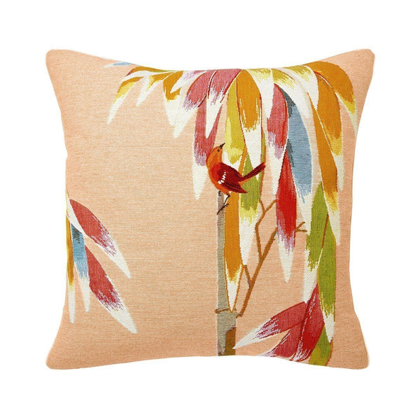 Idylle Aurore Throw Pillow by Iosis | Fig Linens Front