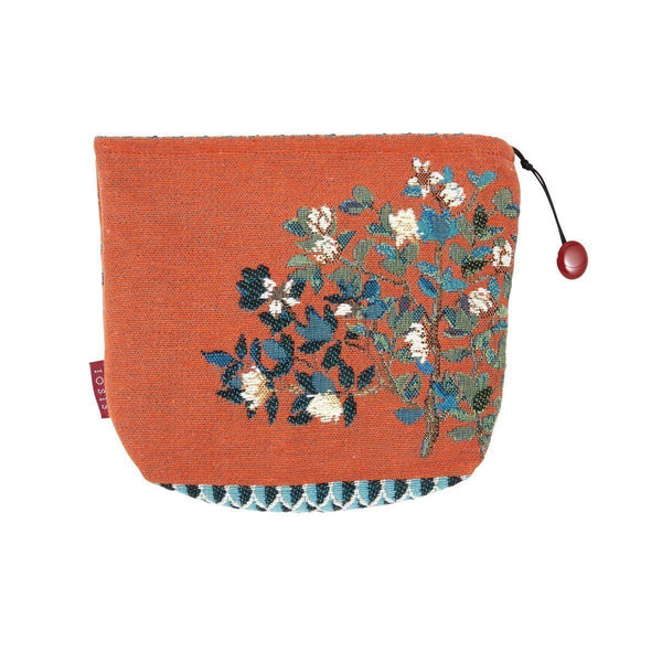 L'Elegant Ambre Orange Tote by Iosis | Fig Linens