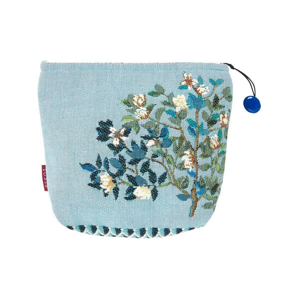 L'Elegant Ciel Blue Tote Bag by Iosis | Fig Linens