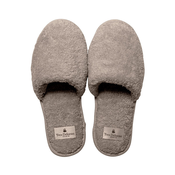 Etoile Pierre Men's Slippers by Yves Delorme | Fig Linens