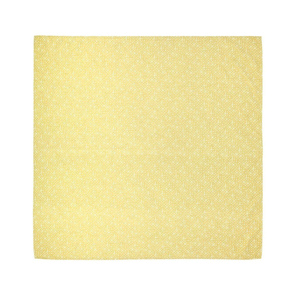 Yves Delorme Table Linen | Atria Miel  Fig Linens Yellow pastel tablecloth