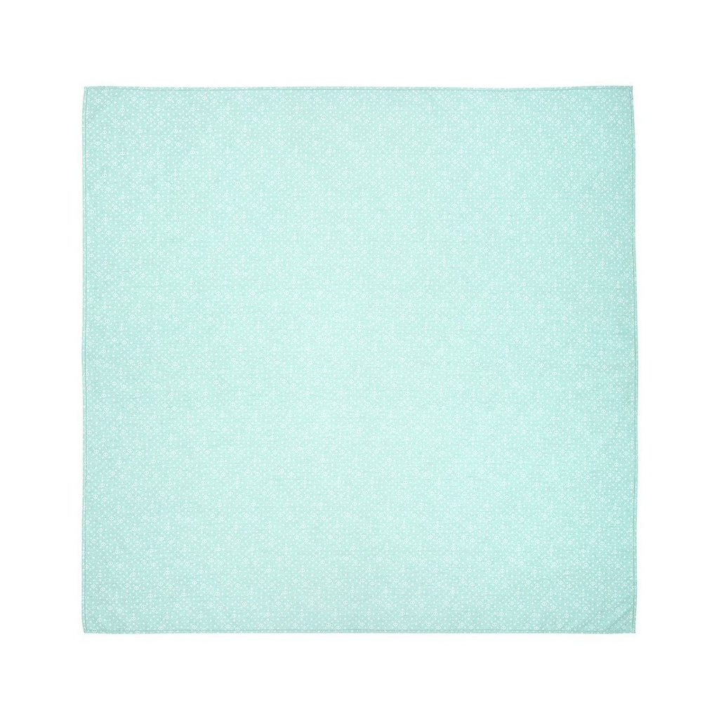 Yves Delorme Table Linens Atria Opaline Fig Linens Pastel Blue Tablecloth