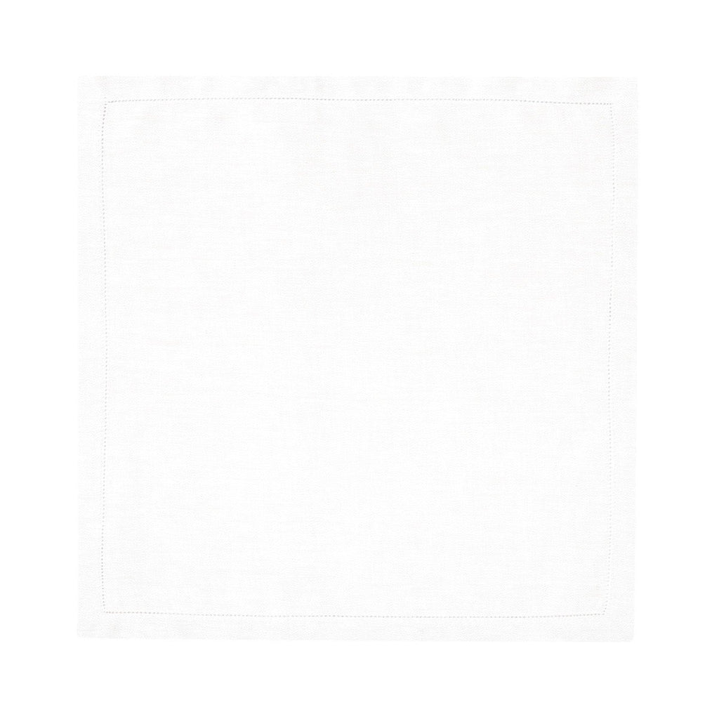Liso Blanc Table Linens by Yves Delorme Fig Linens white napkin