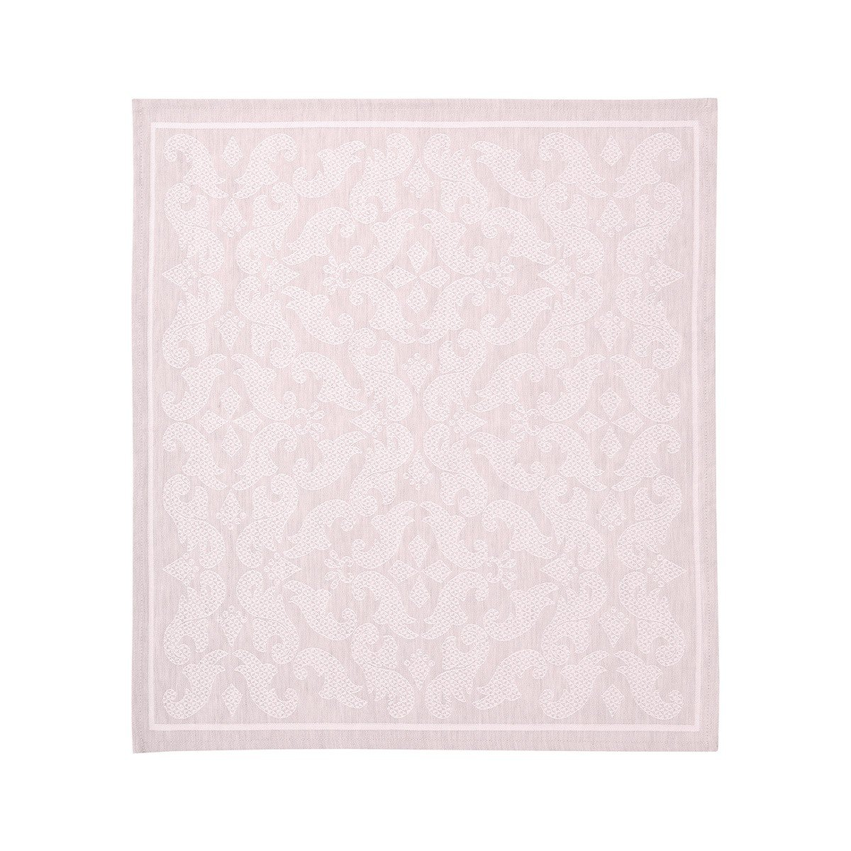 Tullia Poudre Table Linen Yves Delorme Fig Linens Pink Napkin