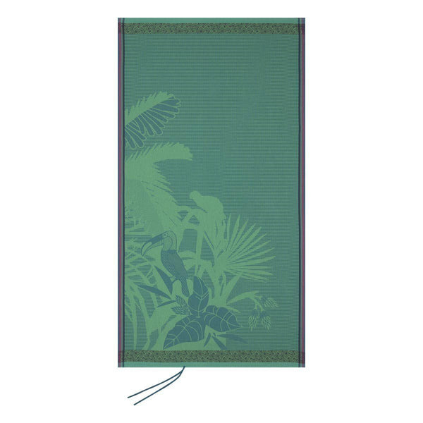 Fig Linens Green beach towel 2019