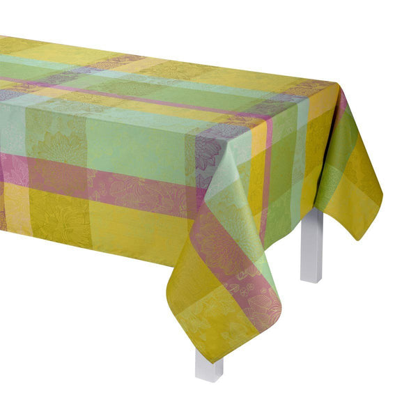Le Jacquard Français Table Linen Marie Galante Lemon Fig Linens Tablecloth