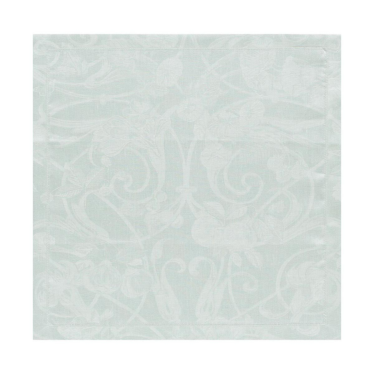 Le Jacquard Français Table Linen Tivoli in Mist Fig Linens napkin