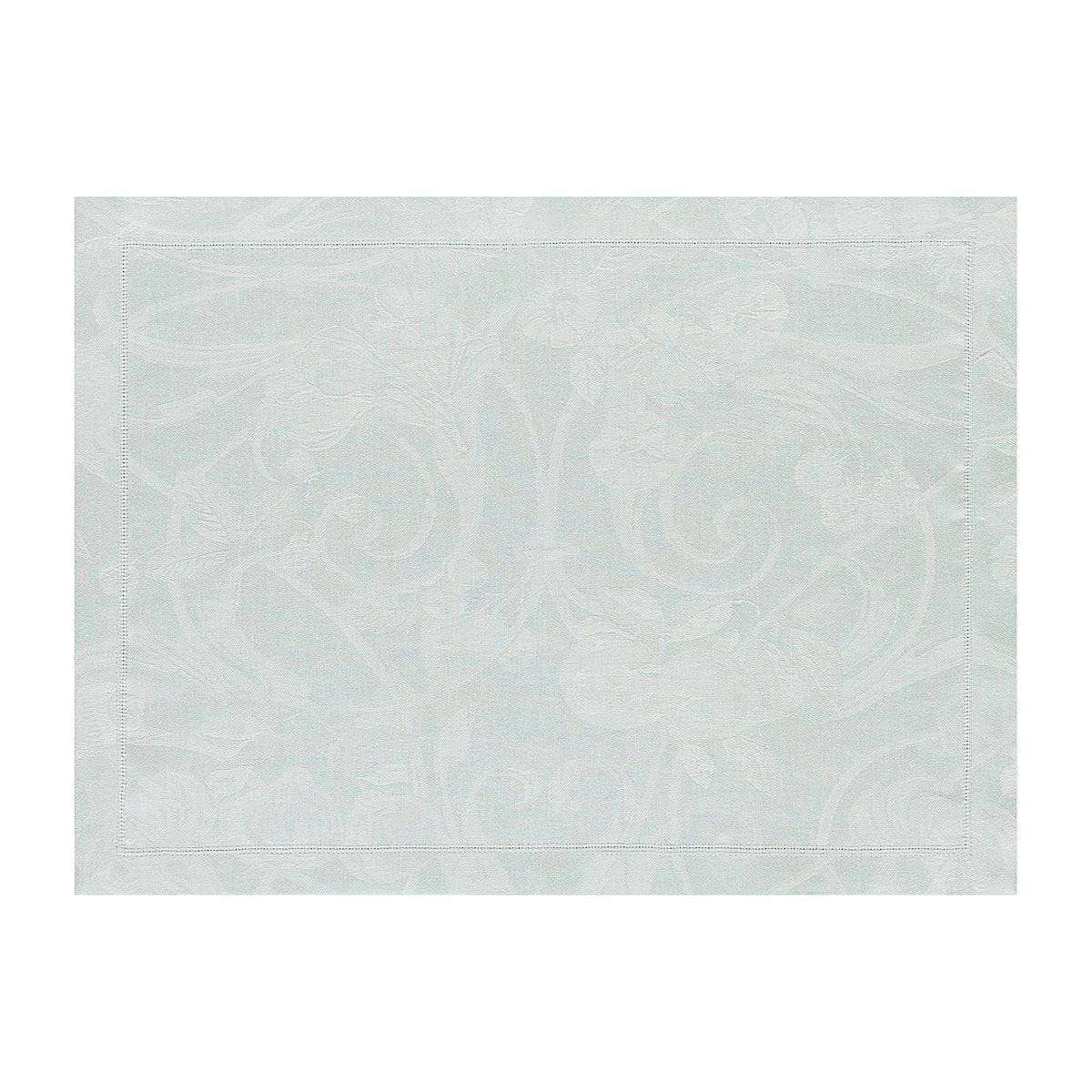Le Jacquard Français Table Linen Tivoli in Mist Fig Linens placemat
