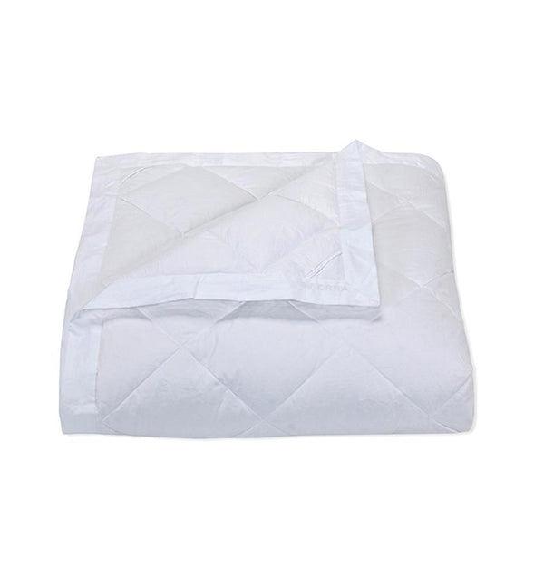 White European goose down blanket - Sferra - Fig Linens