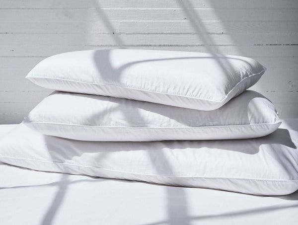 Organic Latex Pillows by Coyuchi | Fig Linens and Home