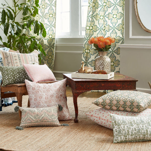 John Robshaw Spring 2020 Decorative Pillows | Fig Linens and Home