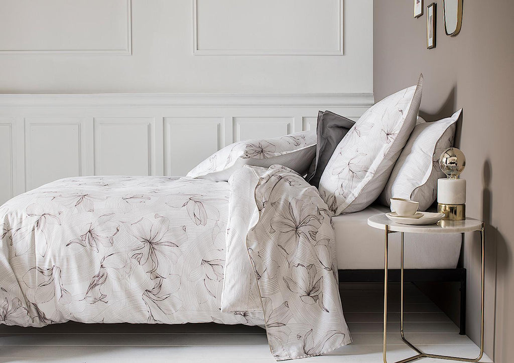 Ondée Bedding Collection by Nina Ricci | Fig Linens and Home