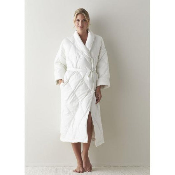 Fig Linens - Scandia Home Down Robe