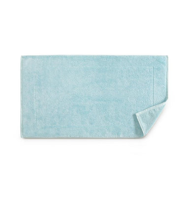 Arctic blue tub mat - Amira by Sferra - Fig Linens and Home