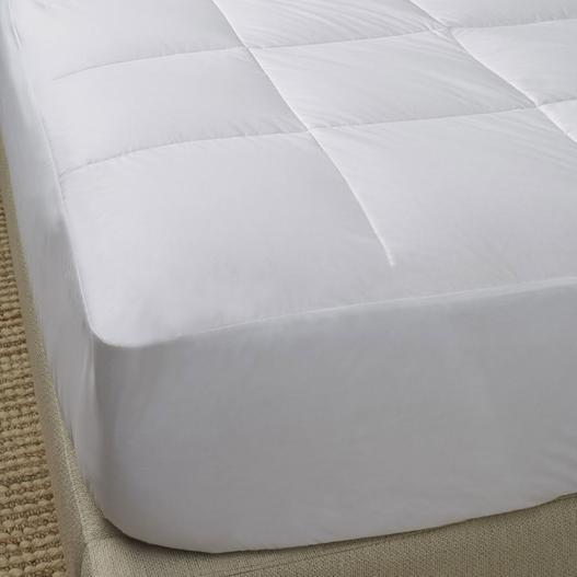 Bergen Down-Free Mattress Pad by Scandia Home | Fig Linens