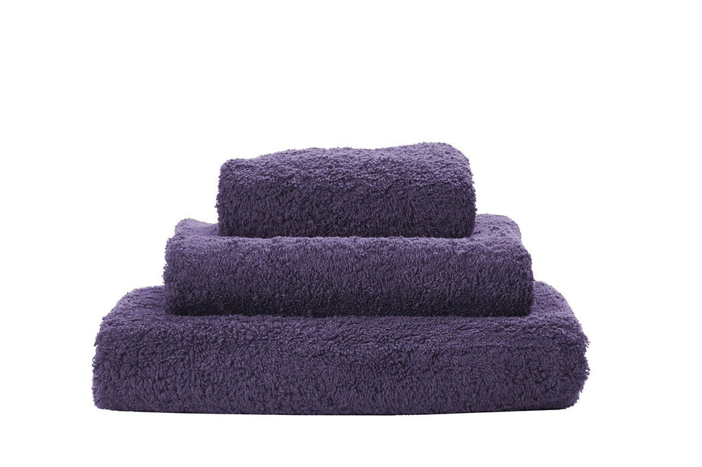 Set of Abyss Super Pile Towels in Figue 401