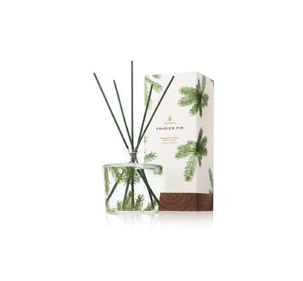Frasier Fir Pine Needle Diffuser by Thymes | Fig Linens and Home